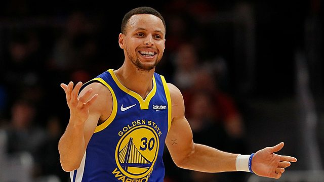 Steph Curry the G.O.A.T