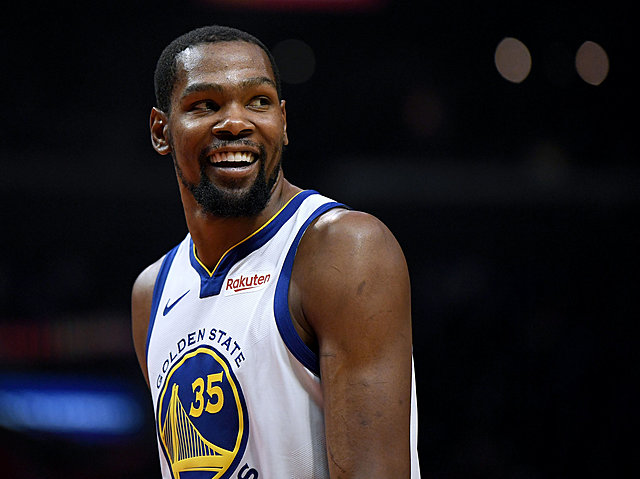 Kevin Durant the Highlight