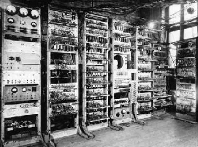 Jim Backus of IBM invents the FORTRAN programming language, the first machine-independent language