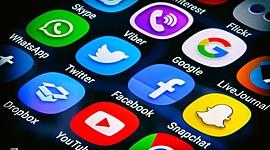 Evolución histórica de las Redes Sociales digitales timeline
