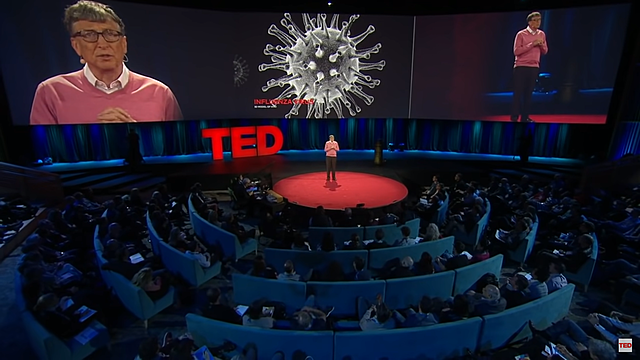 """""""The next outbreak? We're not ready"""" – Bill Gates TED Talk"""