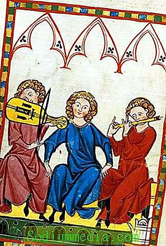Minnersinger (Siglo XII y XIV)