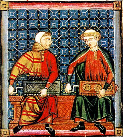 Cantigas (segunda mitad del siglo XIII)