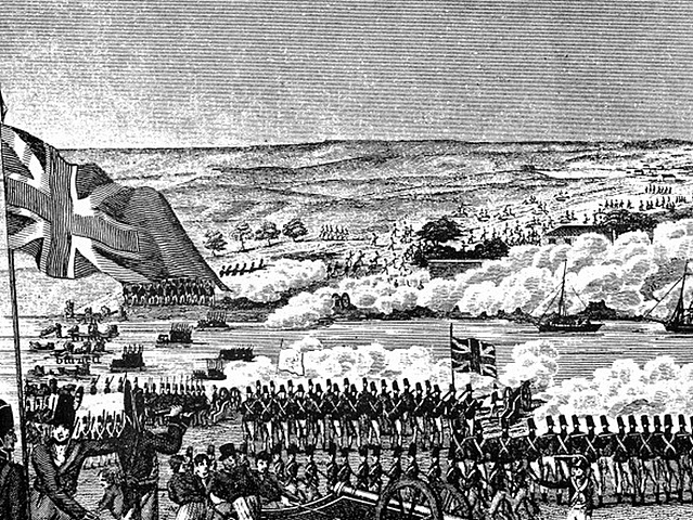 Primera Invasion Inglesa al Virreinato del Rio de la Plata