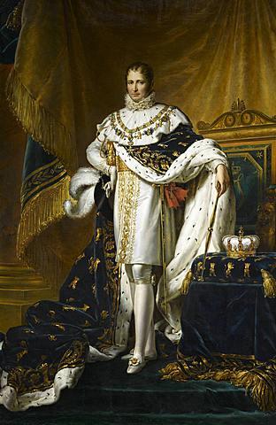 Nombramiento de José Bonaparte como Rey Español