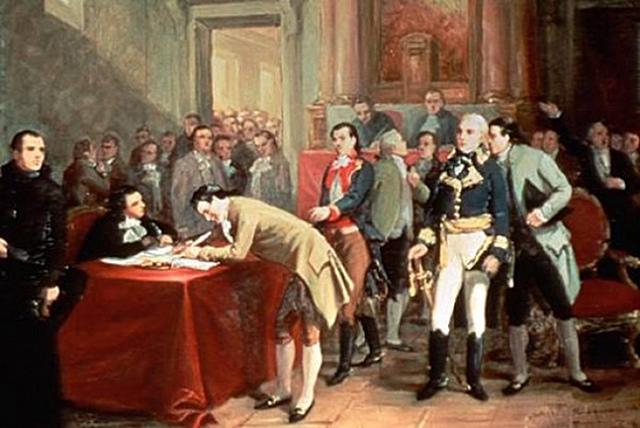 Declaración de la Independencia del Virreinato del Rio de la Plata