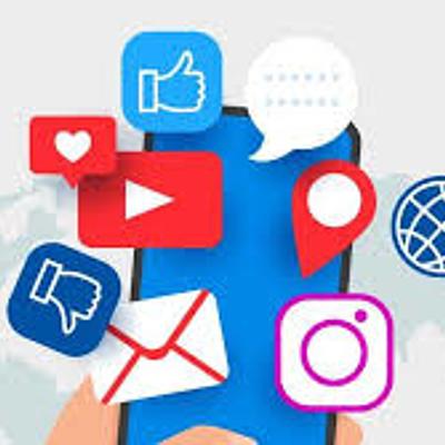 Evolución Histórica de las Redes Sociales timeline