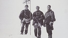 Antarctic Explorers timeline