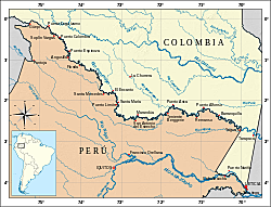 Tratado Salomón-Lozano   El arreglo de límites con Colombia