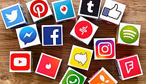 WHO report on social media