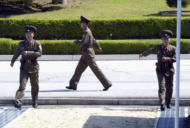 US withdrawls troops from South Korea