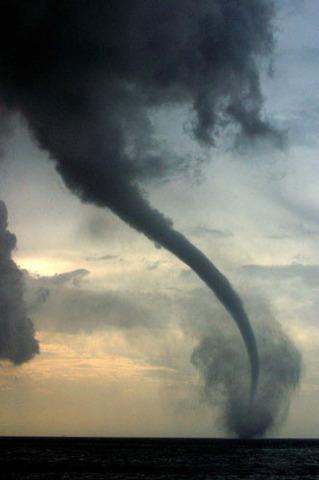 Tornado in Europe
