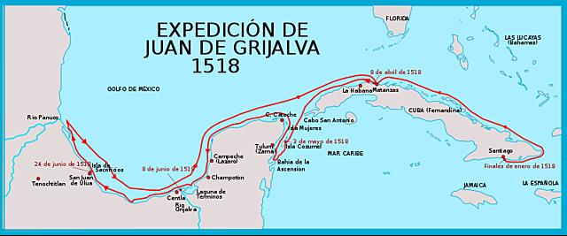 Segunda expedición