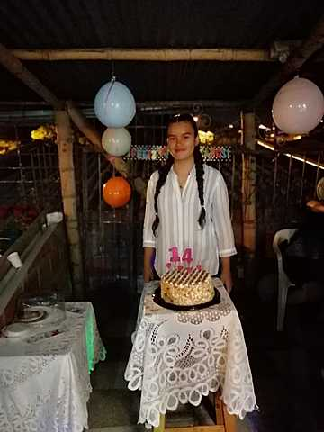 Cumpleaños numero XIV