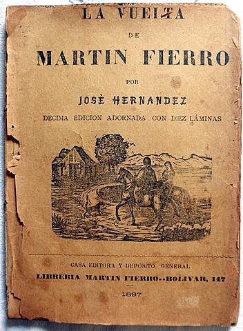 Publicación Martin Fierro