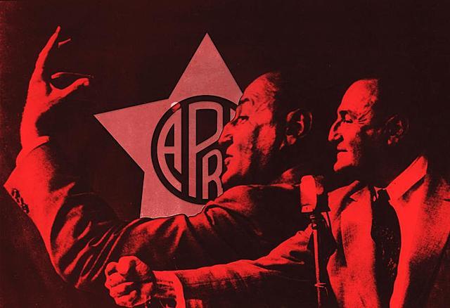 APRA - Surgimiento de nuevos partidos políticos
