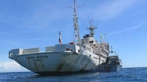 Detención del buque petrolero RV Teknik Perdana