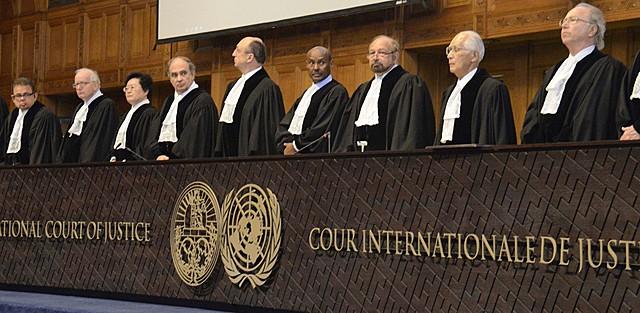 Caso ante la Corte Internacional de Justicia