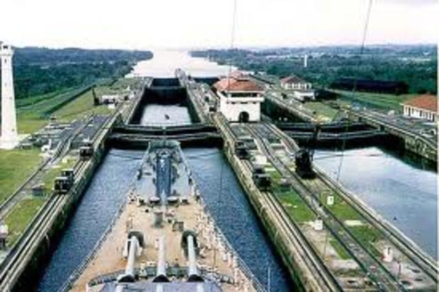 CONSTRUCCION DEL CANAL DE PANAMA