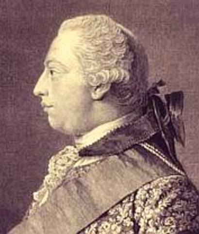 King George III (1760 - 1820)