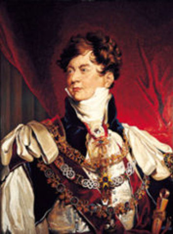 King George IV (1820 - 1830)