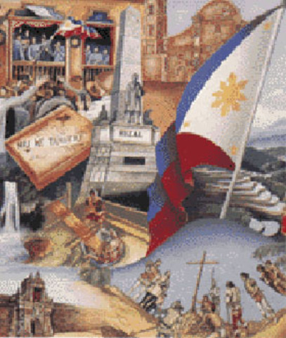 The Philippines isn't down with Spanish rule