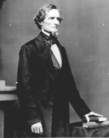 President Davis Captured