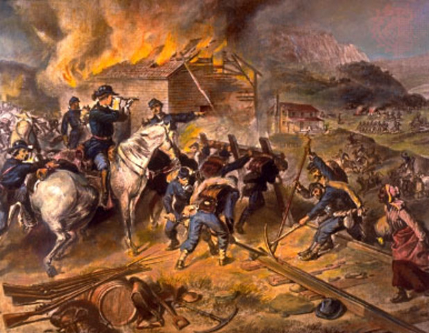 General Sherman's March to the Sea