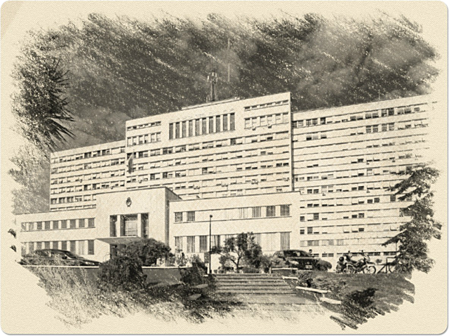 INAGURACIÓN HOSPITAL MILITAR