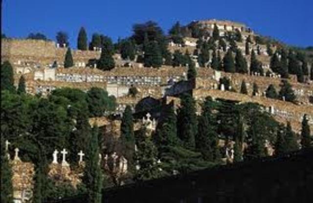 cementiri de montjuic obert