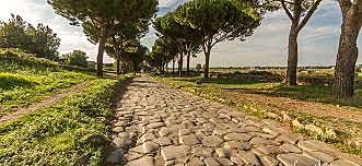 Primer calzada Romana