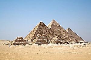 Piramides de Egipto