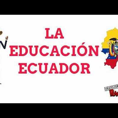 Sistema educativo ecuatoriano evolución timeline