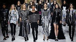 Paris Fashion (1939-2019) timeline