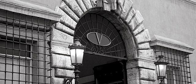 Valentino Garavani opens his Couture house