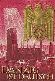 Alemanha conquista Danzig