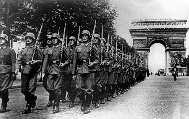 Germans Occupied France