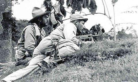 APARECEN LAS FARC