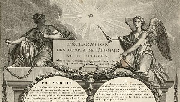 Declaración de los Derechos del Hombre y el Ciudadano