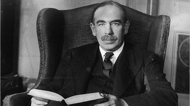 Keynes escribe un artículo en el Economic Journal