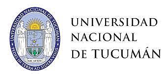 Escuela de Kinesiologia en la Universidad de Tucuman