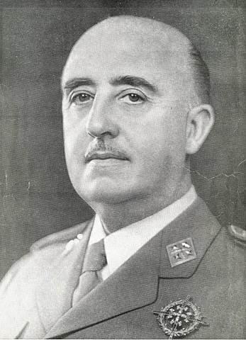 Fin de la Guerra Civil Española: Franco dictador