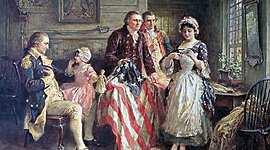 Revolución e Independencia de Estados Unidos timeline