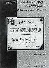 Creación del novohispano Banco de Avío y Minas.