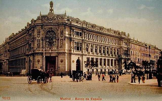 Se fundo el Banco Nacional de San Carlos.