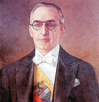 PRESIDENTE PRIMER PERIODO Alfonso López Pumarejo