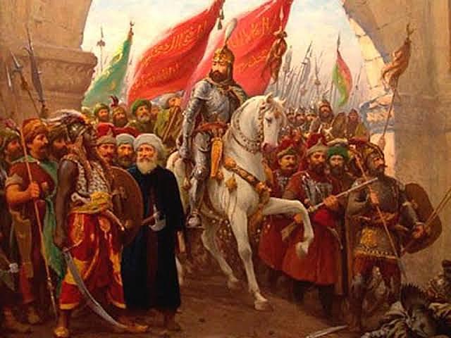 Constantinopla y su caída
