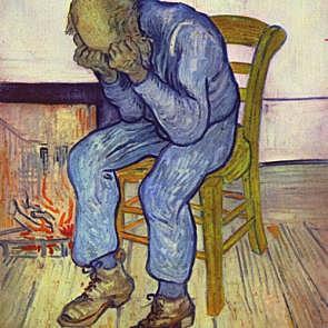 Vincent empieza a tener depresión