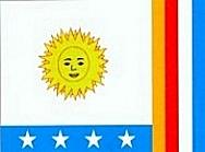 Bandera de Gual y España
