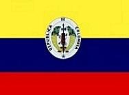 Bandera de la República Colombiana